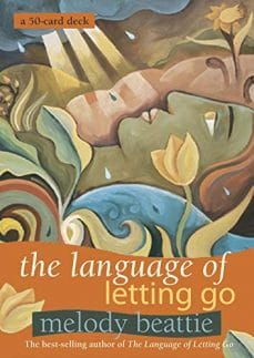 Language of Letting Go Cards