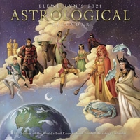 2021 Llewellyn's Astrological Calendar