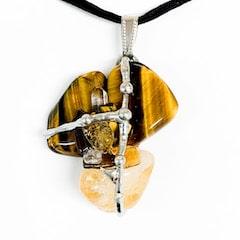 Archangel Jophiel Amulet Pendant