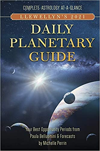 2021 Llewellyn's Daily Planetary Guide