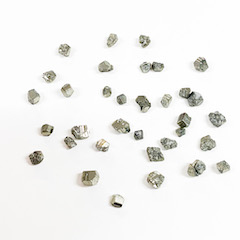 Pyrite Octahedrons