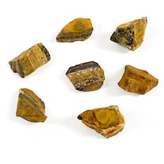 Tiger's Eye Rough Natural