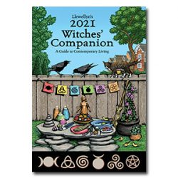 2021 LLEWELLYN'S WITCHES' COMPANION