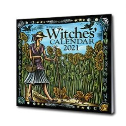 2021 Llewellyn's Witches Calendar