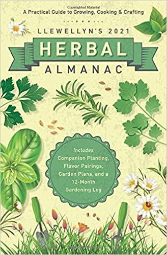 2021 Llewellyn's Herbal Almanac