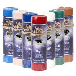 Animal Spirit Guide Candles