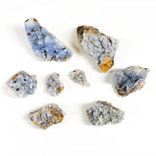 Blue Chalcedony Natural Cluster