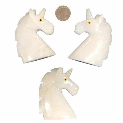 Unicorn Carved Onyx