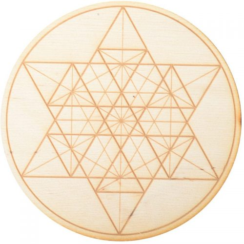 Geometric Star Grid