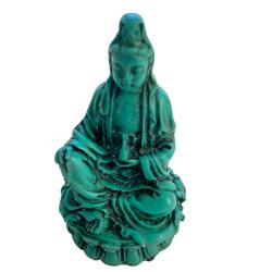 Kuan Yin Turquoise Statue
