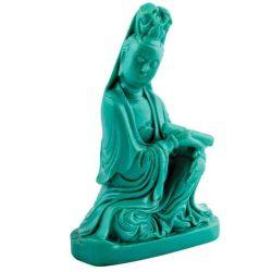 Kuan Yin Turquoise Resin 41433_592x592