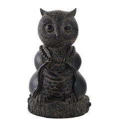 Meditating Owl