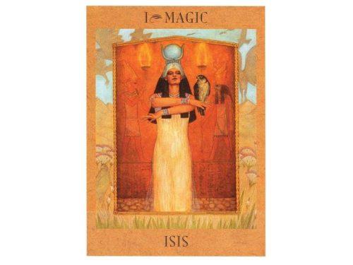 Goddess Tarot Card