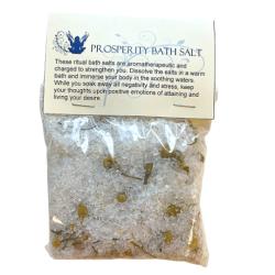 Prosperity Bath Salt