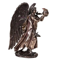 Archangel Chamuel Statue Tall