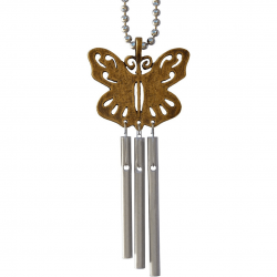 Musical Car chime Butterfly