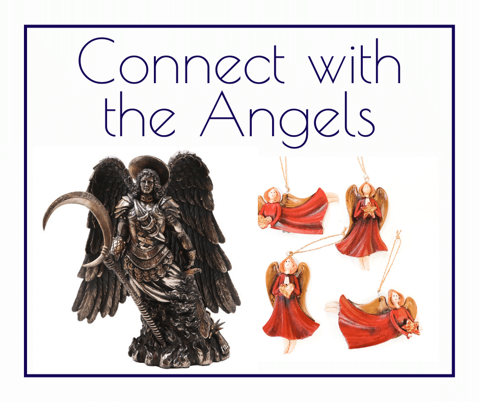 Connect with the Angels