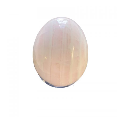 Pink Calcite Egg