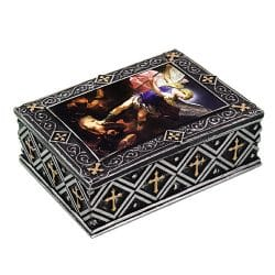 Archangel Michael Box - Saint Michael