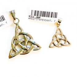 Triquetta Pendant Celtic Knot