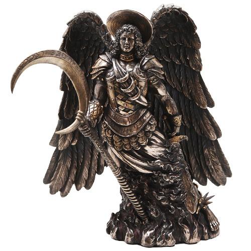 Archangel Uriel Bronze Statue