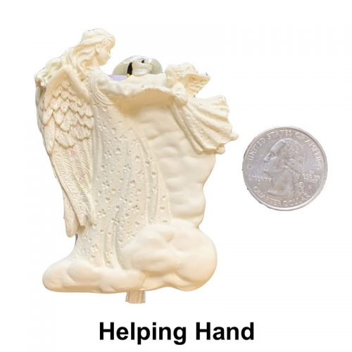 Angel Ornament - Helping Hand