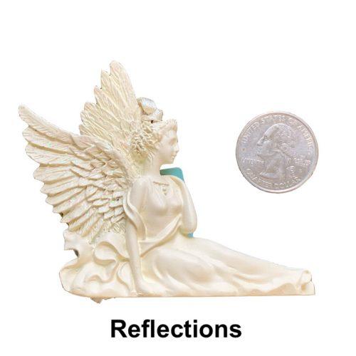Angel Ornament - Reflections