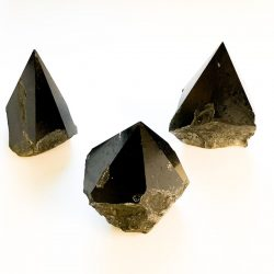 Black Tourmaline Pointy Point