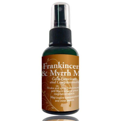 Frankincense & Myrrh Mist