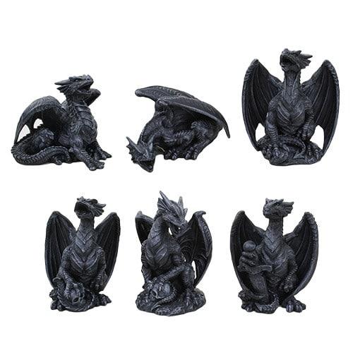Grey Mini Dragon