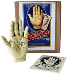 Palmistry Hand Kit