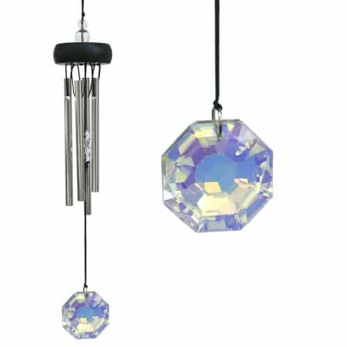 Precious Stone Crystal Windchime