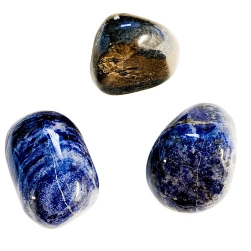 Sodalite Power Stones Cover Photo