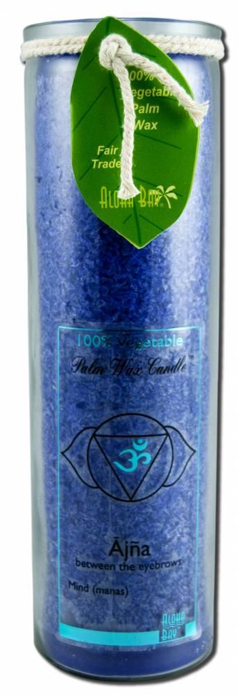 Chakra Ajna Third Eye Candle