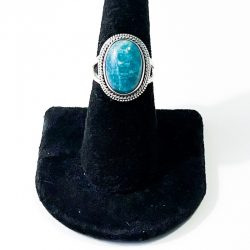 Amazonite Size 7 Ring