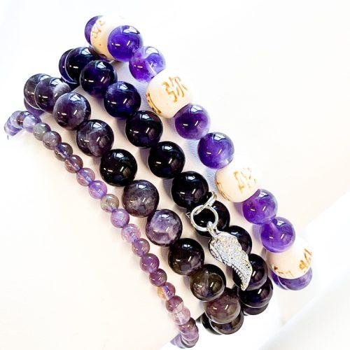 Amethyst Bracelet Cover Photo