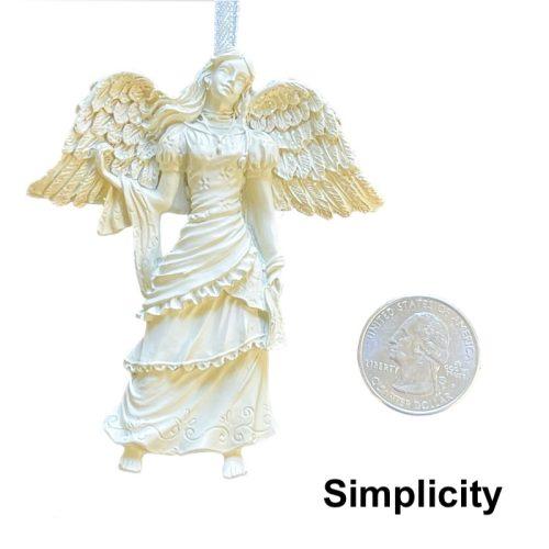 Angel Ornament - Simplicity