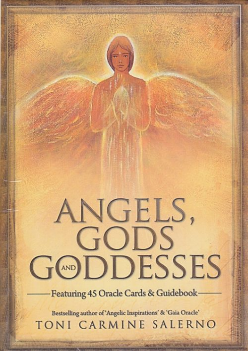 Angels Gods and Goddess Oracle