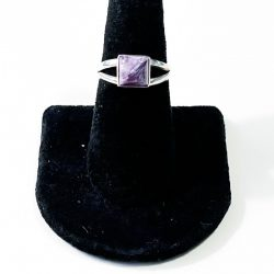 Charoite Ring Size 7