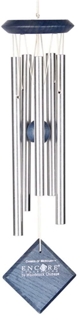 Chimes of Mercury Blue Wash