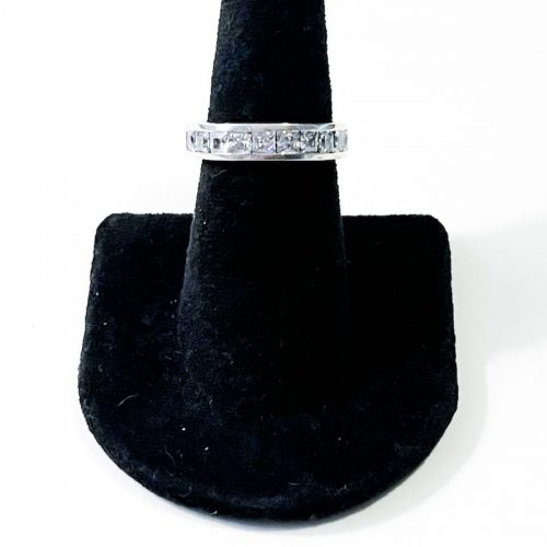 Cubic Zarconia Size 7 Ring