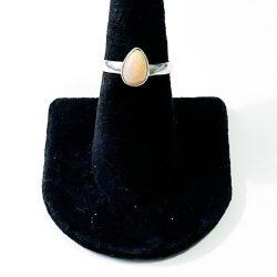 Ethiopian Opal Size 7 Ring