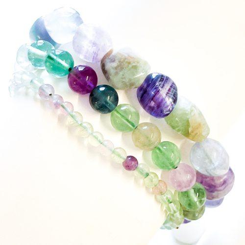 Fluorite Bracelet Cover Photo