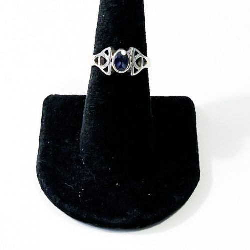 Iolite Size 7 Ring