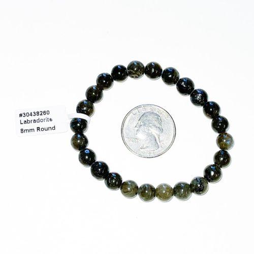 Labradorite 8 mm Bracelet