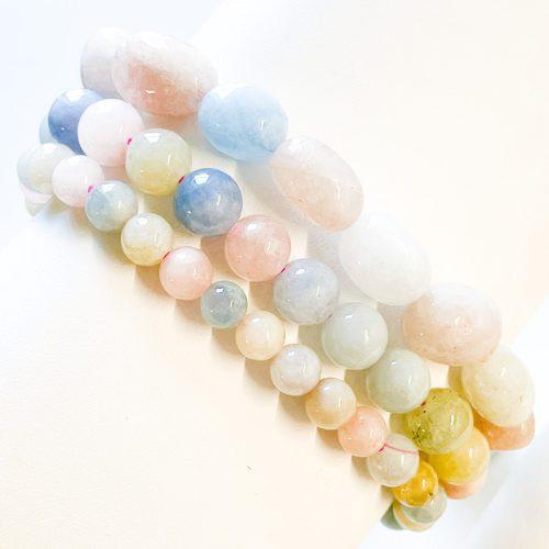Morganite Bracelet Cover Photo