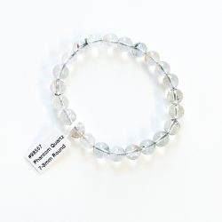 Phantom Quartz 8 mm Bracelet