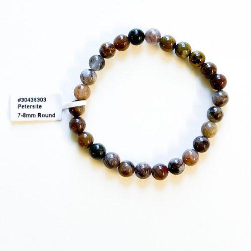 Pietersite 7 mm Bracelet