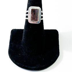Pink Tourmaline Size 7 Ring