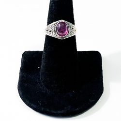 Ruby Size 7 Ring